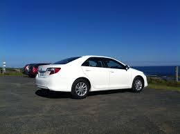 Toyota Camry Review: 2012 Altise