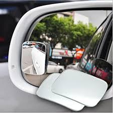 TR.OD <b>2PCS Adjustable</b> Car Mirror Blind Spot Side Rear View ...