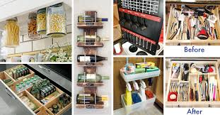 diy kitchen. 45+ small kitchen organization and diy storage ideas \u2013 page 2 of cute projects diy