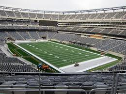 New York Jets Seating Chart Metlife Stadium The Home Of The Ny Jets And Ny Giants