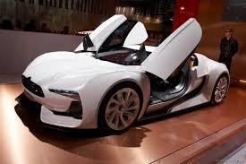 Citroen GT Concept Sports Car - Super Luxury Car