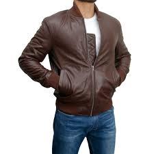classic er soft italian nappa leather jacket