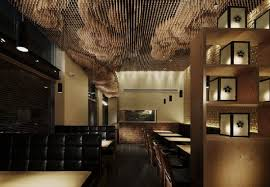 Cool Ceiling Ideas wonderful tsujita la ceiling with 25000 of wooden sticks