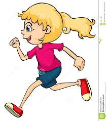 ran clipart. pin girl running clipart #3 ran n