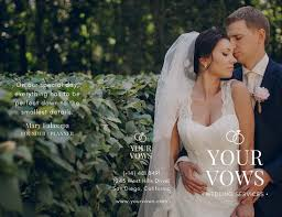 Customize 86+ Wedding Brochure Templates Online - Canva