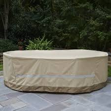outside furniture covers. patio armor sf40294 x large mega table and chair cover outside furniture covers