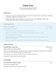 Resume Common Resume Mistakes