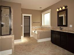 brown bathroom furniture. master bathroomadd tile flooring frame the mirror stain cabinets change brown bathroom furniture s