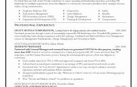 Human Resource Manager Resume Example Beautiful Hr Manager Resume