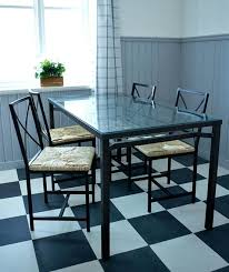 ikea glass dining table set glass dining table and 4 chairs ikea glass dining table and