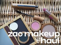 zao essence of nature natural and organic makeup review on i heart healthy le