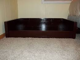 wood dog bed furniture. Woodworking Dog Bed Large Wooden, Diy, Painted Furniture, Pets Animals, Projects Wood Furniture