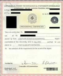 Sample Degree Certificates Of Universities Bangalore University Degree Certificate Sample 2019 2020