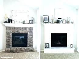 brick fireplace ideas modern brick fireplace ideas best inspirations images on decor brick fireplace decor
