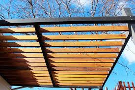 Modern Arbor Design How To Build A Modern Pergola