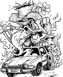 Small Picture Rat Rod Coloring Pages Yahoo Image Search Results coloring