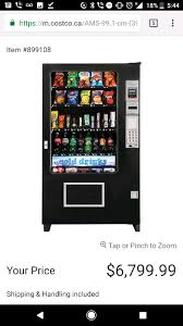 Ams Vending Machine Custom Combo Vending Machine AMS Combo Cans Bottles Food Other