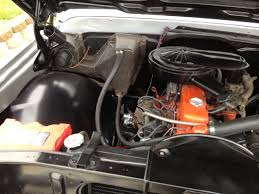 68 Chevy C10 Engine Compartment | 60-66 Chevy Truck Parts | 67-72 ...