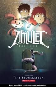 amulet issue 1 read amulet issue 1 ic in high quality