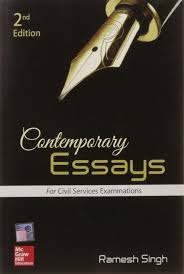 essay letter mcgraw hill education contemporary essays for civil services examinations 2nd edition author ramesh singh