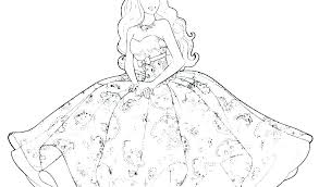 Fashion Coloring Sheets The Fashion Printable Adult Coloring Page