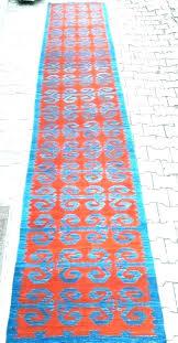 ikea runner rug runner rug black and white outdoor plastic blue striped carpet hallway rugs the