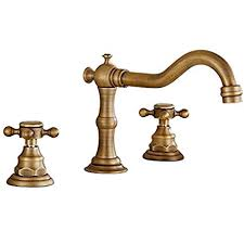 interior architecture brilliant antique brass faucets of long spout bathroom sink faucet 3 holes basin
