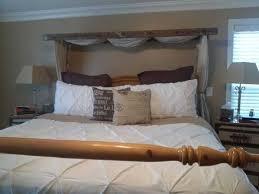 Amazing Rustic King Size Headboard Ideas Living Room Ideas Opinion ...