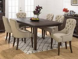 farmhouse dining room set lovely solid wood dining room tables and chairs elegant chair adorable all