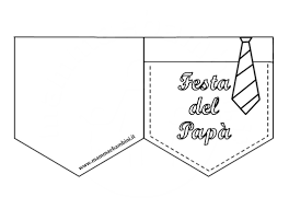 Biglietto Di Auguri Festa Del Papà Da Colorare Modelliemodelle