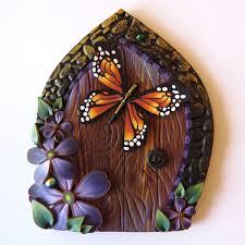 <b>Butterfly fairy</b> door Paper, Party & Kids Craft Supplies & Tools