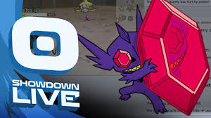 Mega Sableye Suspect Laddering #1 - Pokemon |OR/AS| OU Showdown Live w/  PokeaimMD - YouTube