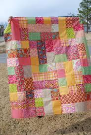 Afternoon Tango Baby Quilt Tutorial | Baby quilt tutorials, Free ... & Easy+Fat+Quarter+Quilt | Southern Quilter » Fat Quarters Adamdwight.com