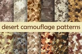 Desert Camo Patterns