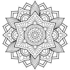 Small Picture 25 unique Mandala coloring pages ideas on Pinterest Mandala