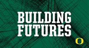 University Of Oregon Graphic Design University Of Oregon Giving College And Careers Building