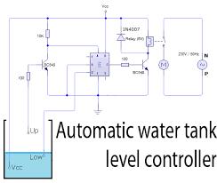 similiar water pump circuit diagram keywords water tank level controller circuit circuit wiring diagram