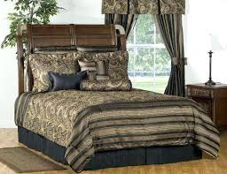 brown and white bedding fancy black and brown bedding king bedding set black and white bedding