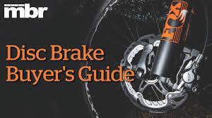<b>Mountain bike disc brake</b> buyer's guide | MBR - YouTube