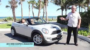 mini cooper convertible 2014 interior. 2014 mini cooper s roadster convertible test drive review braman south florida youtube mini interior