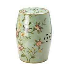 ceramic garden stool. Modren Stool Ceramic Asian Stoolgarden Stools Greenglazed Stoolround  Stool Throughout Ceramic Garden Stool E