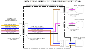 2015 harley 48 wiring diagram 2015 wiring diagrams how to rewire for a side mount ke tail light the