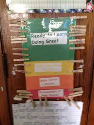 Fourth Grade Behavior Chart Behavior Chart 4th Grade Using Clothes Pins Education 4th