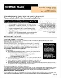 Telecommunication Resume Telecommunications Sales Resume Example Distinctive Documents