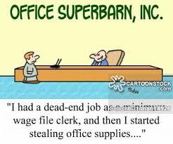 dead end job deadend job cartoons and comics funny pictures from cartoonstock