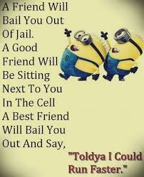 Photo Quotes About Friendship Top 100 Minions Friendship Quotes Funny Minions Memes 69