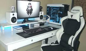 modern minimalist office computer. Minimalist Computer Desk Model White Modern Desks . Office E