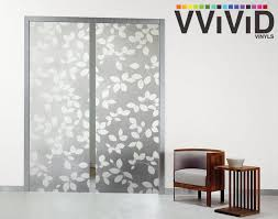 leaf stained glass window vinyl wrap 48 x 5ft adhesive v vk 3709