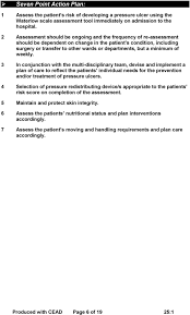 Pressure Ulcer Prevention And Management Guidelines Pdf