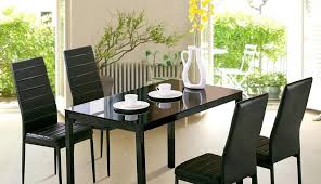 kitchen chair spaces set oval folding varazze table sets under room glass inexpensive chairs white and